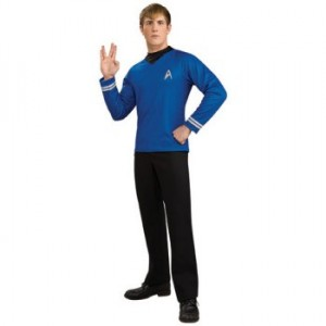 Star Trek Male Blue Shirt 300x300 JJ Abrams Movie Star Trek Halloween Costumes