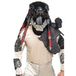 predator overhead adult mask 150x150 Brand New Predators Halloween Costumes For 2012